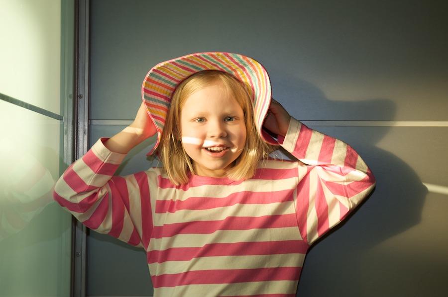 Emma lentokentällä