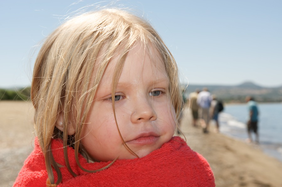Emma rannalla