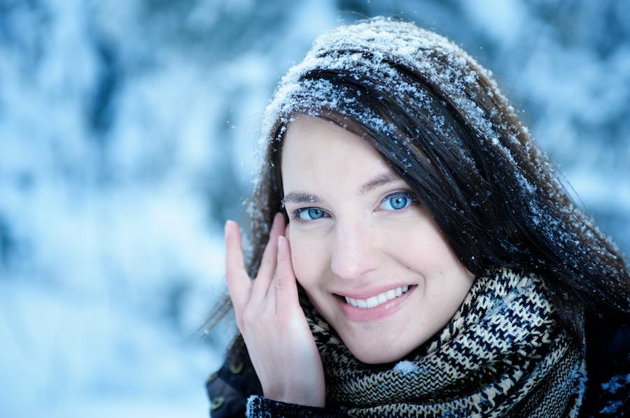 Marita lunta hiuksissaan